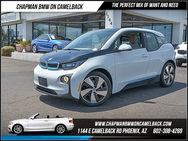 2014 BMW i3 27276 miles 6023852286 - 12th St and Camelback Chapman BMW on Camelback Spring Sal