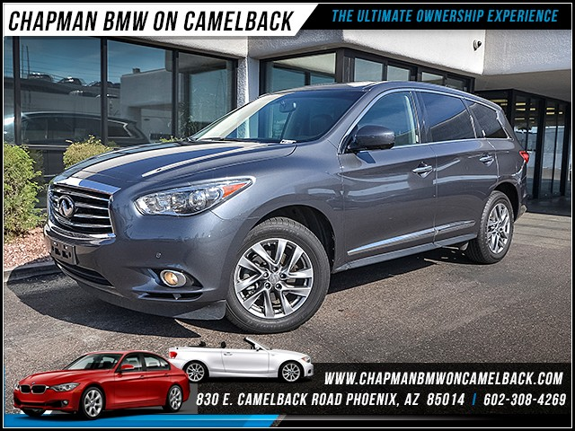 2013 INFINITI JX35 69957 miles 6023852286 1127 E Camelback Rd Summer Sales Event on Now Al