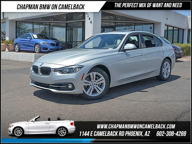 2016 BMW 3-Series Sdn 328i Prem Pkg 5563 miles 6023852286 - 12th St and Camelback Chapman BMW