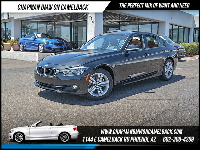 2016 BMW 3-Series Sdn 328i PremDriver Assist Pkg 7431 miles 6023852286 - 12th St and Camelback