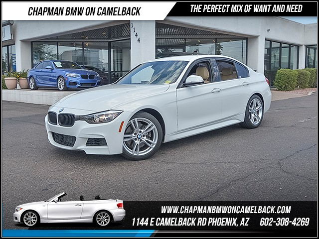 2014 BMW 3-Series Sdn 328i 42686 miles 6023852286 - 12th St and Camelback Chapman BMW on Camel