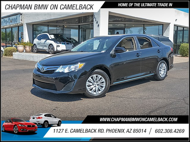 2014 Toyota Camry LE 30108 miles 6023852286 1127 E Camelback Rd Chapman Value center on Came