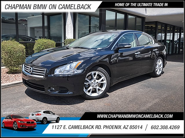 2014 Nissan Maxima 35 SV 20122 miles 6023852286 1127 E Camelback Rd Summer Sales Event on N
