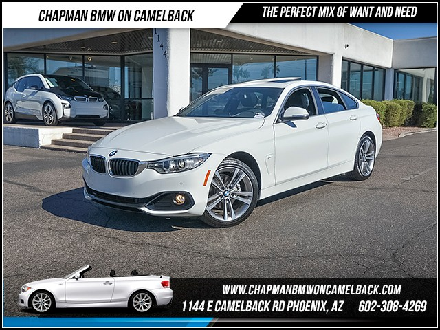 2016 BMW 4-Series 428i xDrive Gran Coupe 9810 miles 6023852286 - 12th St and Camelback Chapman