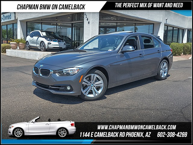 2016 BMW 3-Series Sdn 328i 9790 miles 6023852286 - 12th St and Camelback Chapman BMW on Camelb
