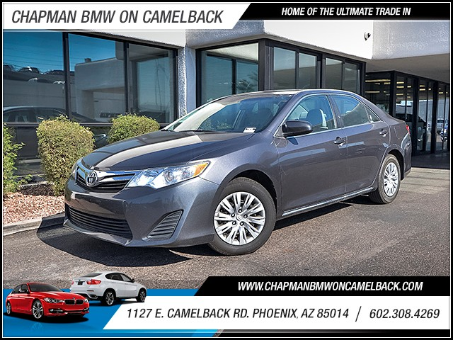 2014 Toyota Camry LE 47115 miles 6023852286 1127 E Camelback Rd Chapman Value center on Came