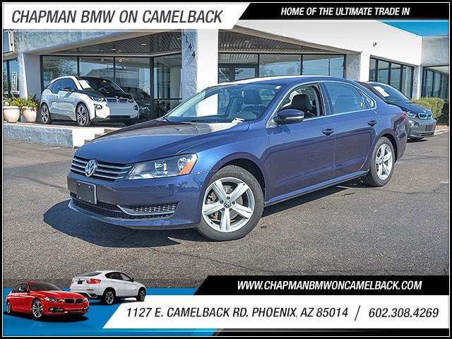 2014 Volkswagen Passat SE 35399 miles 6023852286 1127 E Camelback Rd Chapman Value center on