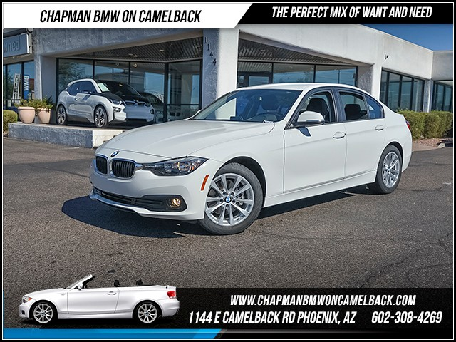2016 BMW 3-Series Sdn 320i 4593 miles 6023852286 - 12th St and Camelback Chapman BMW on Camelb