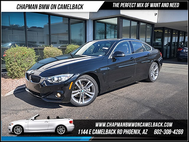 2017 BMW 4-Series 430i Gran Coupe 12544 miles 6023852286 - 12th St and Camelback Chapman BMW o