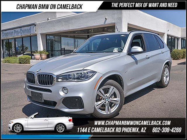 2016 BMW X5 xDrive35i 7358 miles M Sport Package Cold Weather Package Premium Package Lighting