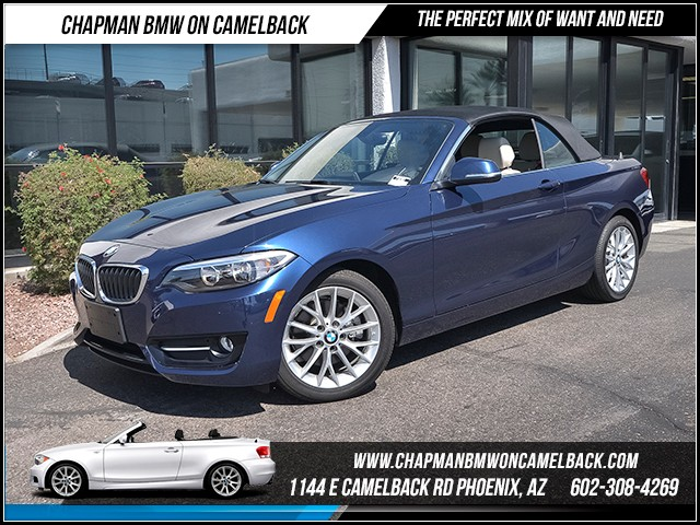 2016 BMW 2-Series 228i xDrive 3118 miles 6023852286 - 12th St and Camelback Chapman BMW on Cam