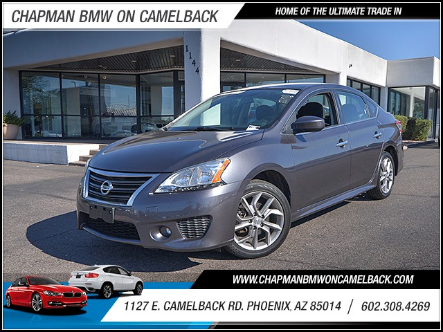 2014 Nissan Sentra SR 42364 miles Cruise control 2-stage unlocking doors Anti-theft system ala
