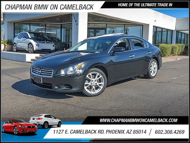 2014 Nissan Maxima 35 S 46574 miles 6023852286 1127 E Camelback Rd Summer Sales Event on No