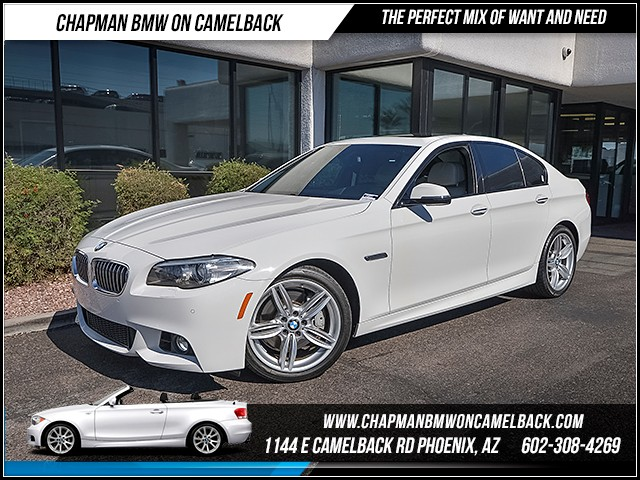 2015 BMW 5-Series 535i 23622 miles 6023852286 - 12th St and Camelback Chapman BMW on Camelback