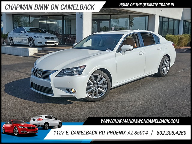 2014 Lexus GS 350 25219 miles Wireless data link Bluetooth Electronic messaging assistance Crui