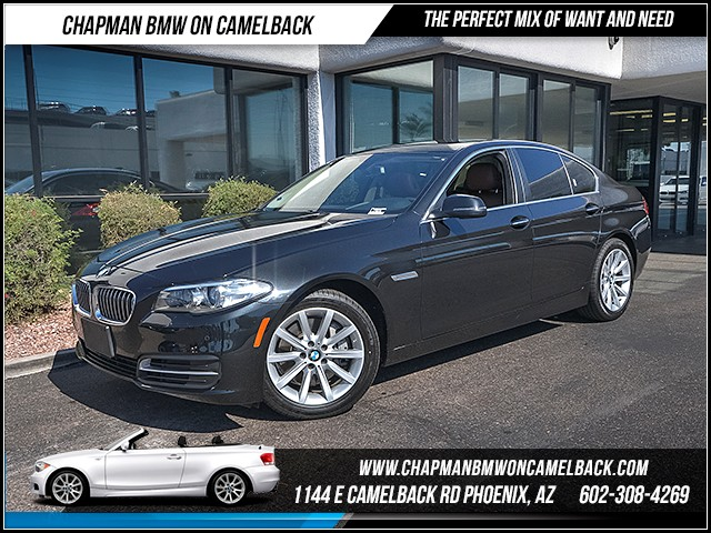 2014 BMW 5-Series 535i 24223 miles 6023852286 - 12th St and Camelback Chapman BMW on Camelback