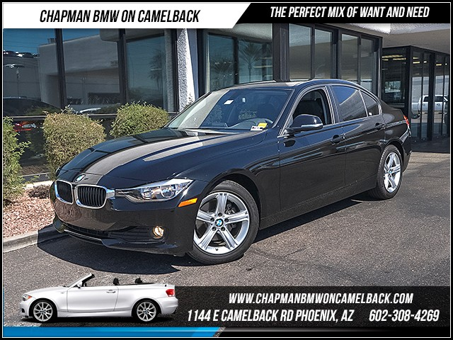 2014 BMW 3-Series Sdn 328d 21371 miles Wireless data link Bluetooth Phone hands free Satellite