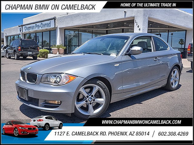 2010 BMW 1-Series 128i 66105 miles Premium Package Phone pre-wired for phone BMW Assist wBluet