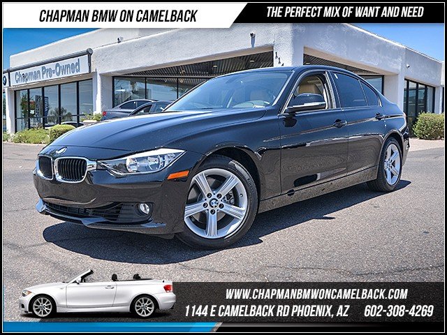 2014 BMW 3-Series Sdn 328i 17319 miles Phone hands free Wireless data link Bluetooth Satellite