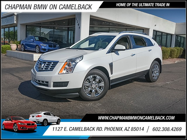 2014 Cadillac SRX Luxury Collection 34668 miles 6023852286 1127 E Camelback Rd Summer Sales