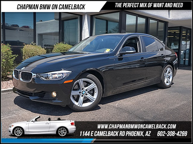 2014 BMW 3-Series 328i 28990 miles 6023852286 - 12th St and Camelback Chapman BMW on Camelback