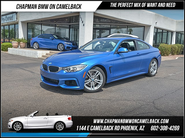 2014 BMW 4-Series 428i 22961 miles M Sport Package Technology Package Premium Package Wireless