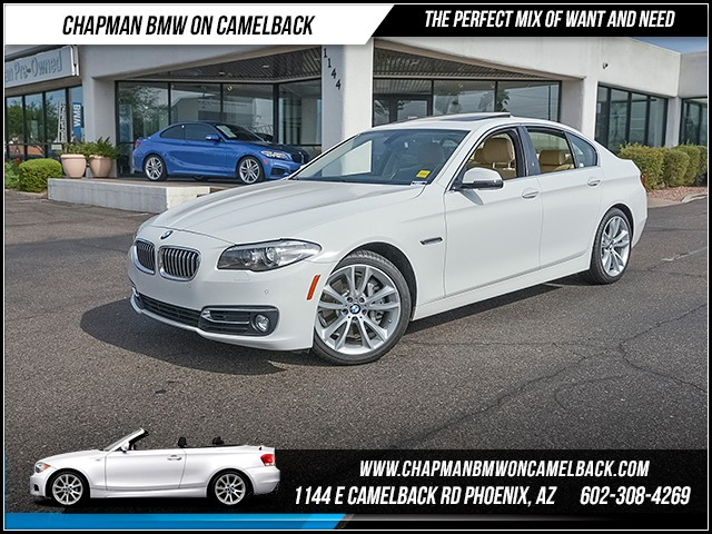 2014 BMW 5-Series 535i 22261 miles 6023852286 - 12th St and Camelback Chapman BMW on Camelback