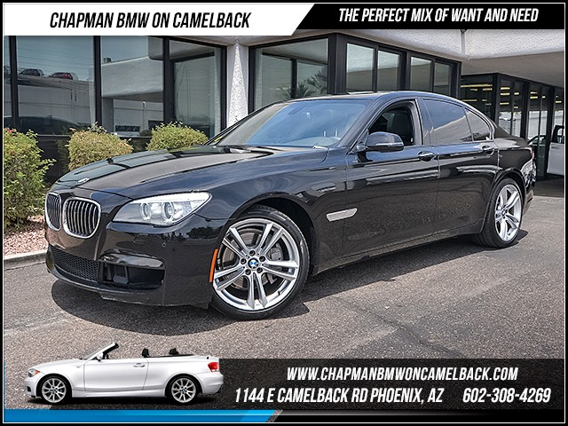 2014 BMW 7-Series 740i 42286 miles 6023852286 - 12th St and Camelback Chapman BMW on Camelback
