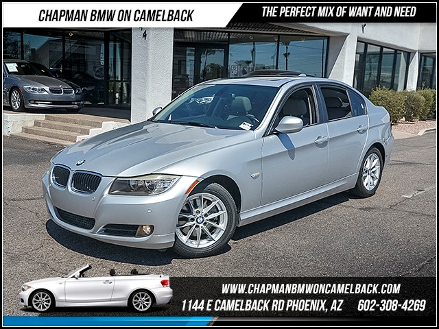 2010 BMW 3-Series Sdn 328i 81924 miles 6023852286 - 12th St and Camelback Chapman BMW on Camel