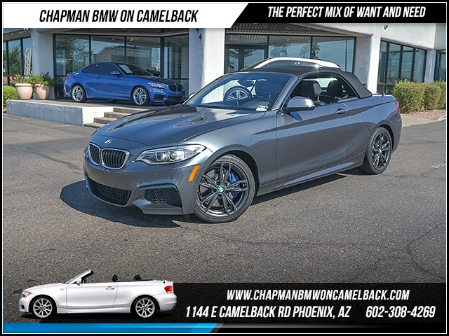 2017 BMW 2-Series M240i 7287 miles 6023852286 - 12th St and Camelback Chapman BMW on Camelback