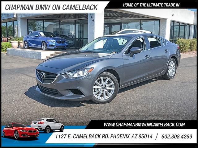 2016 Mazda MAZDA6 i Sport 19536 miles 6023852286 1127 E Camelback Rd Summer Sales Event on N