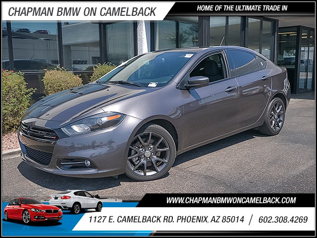 2015 Dodge Dart SXT 28167 miles 6023852286 1127 E Camelback Rd Summer Sales Event on Now A