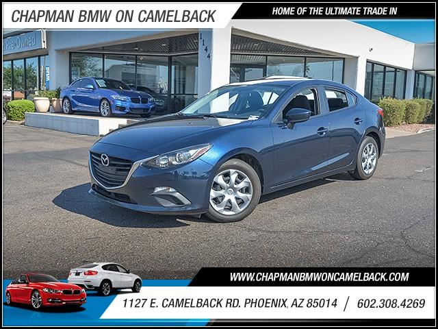 2014 Mazda MAZDA3 i Sport 30669 miles 6023852286 1127 E Camelback Rd Summer Sales Event on N
