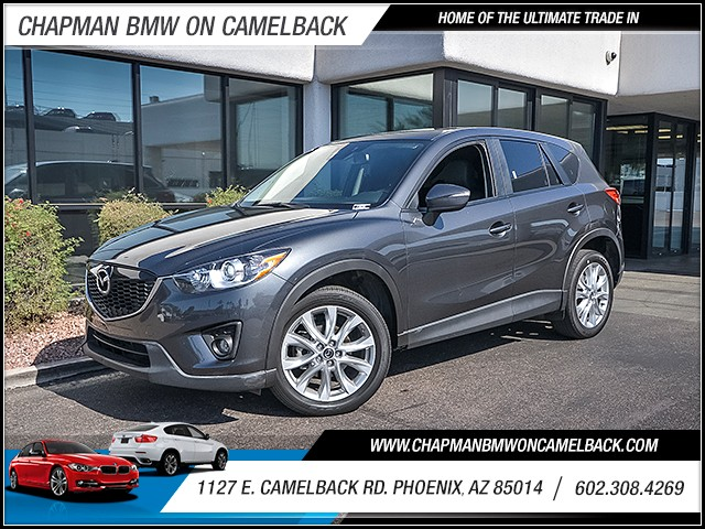 2015 Mazda CX-5 Grand Touring 37449 miles 6023852286 1127 E Camelback Rd Summer Sales Event