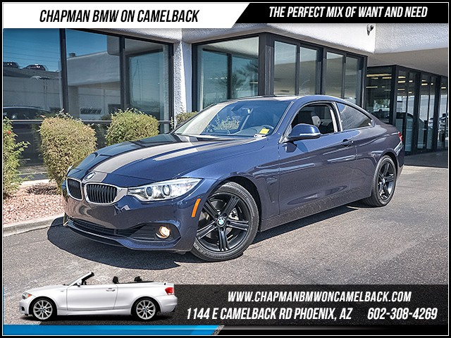 2014 BMW 4-Series 428i 35960 miles 6023852286 - 12th St and Camelback Chapman BMW on Camelback
