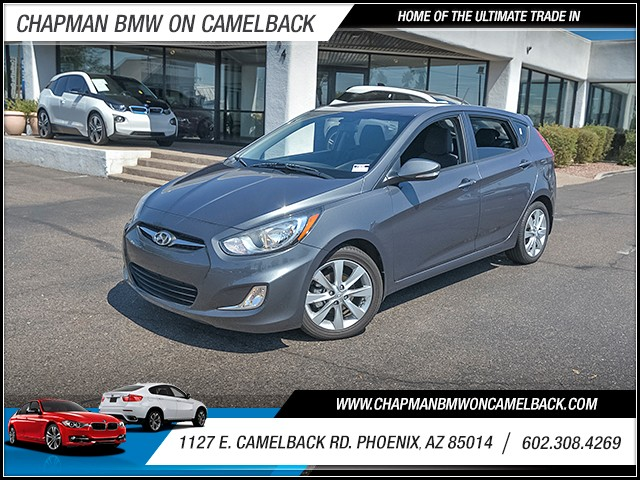 2013 Hyundai Accent SE 47075 miles 6023852286 1127 E Camelback Rd Summer Sales Event on Now