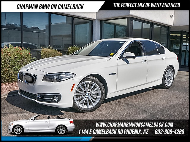 2014 BMW 5-Series 528i 28877 miles 6023852286 - 12th St and Camelback Chapman BMW on Camelback