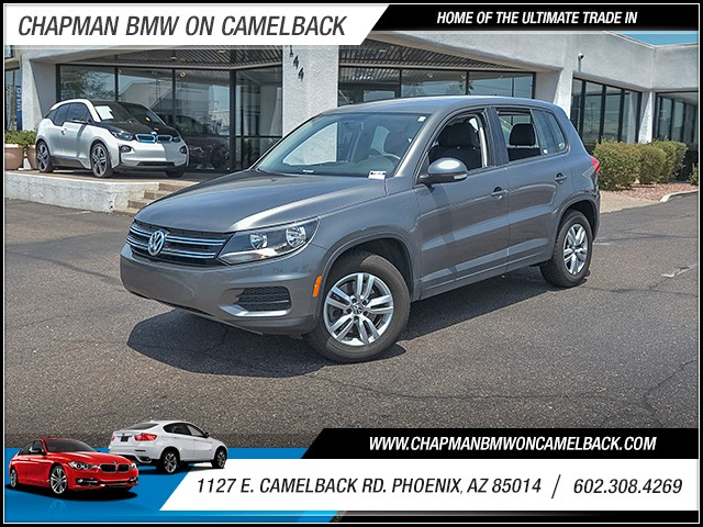 2012 Volkswagen Tiguan S 4Motion 49092 miles Wireless data link Bluetooth Cruise control 2-stag