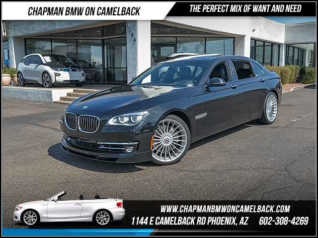 2014 BMW ALPINA B7 LWB 21734 miles Driving Assistance Plus Bang Olufsen Sound System Adaptive D