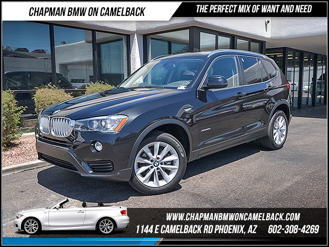 2017 BMW X3 xDrive28i 11055 miles Premium Package II Technology Package Driving Assistance Pack