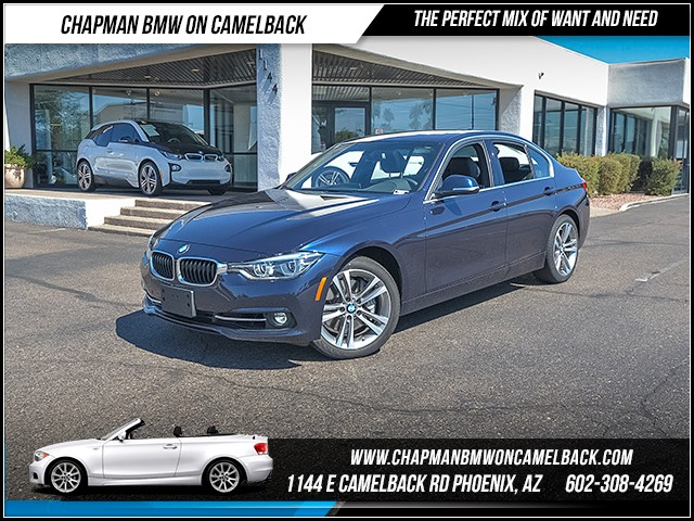 2016 BMW 3-Series Sdn 340i 5761 miles Sport Package Technology Package Driving Assistance Packa