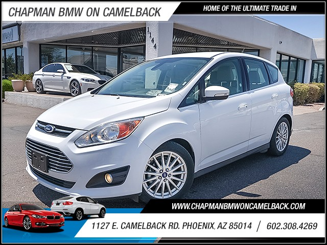 2015 Ford C-MAX Hybrid SEL 38845 miles Wireless data link Bluetooth Cruise control Parking sens
