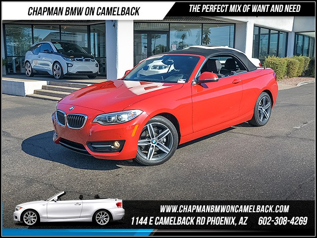 2017 BMW 2-Series 230i 10479 miles Sport Line Premium Package Driver Assistance Package Lighti