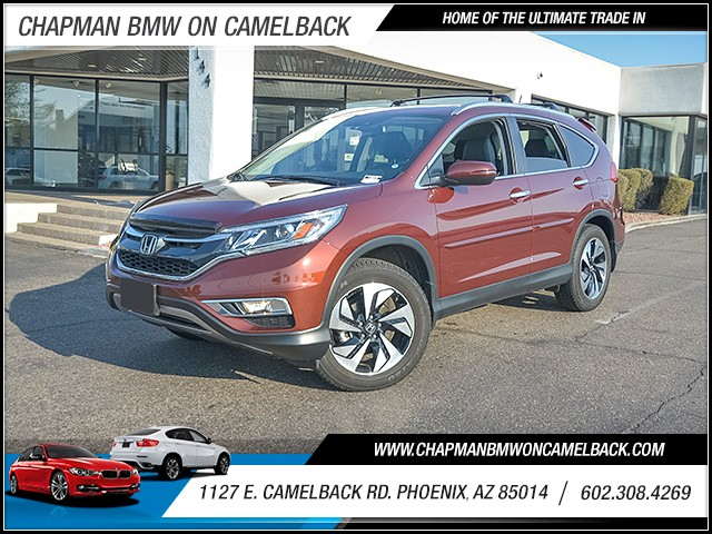 2016 Honda CR-V Touring 10434 miles Chapman Value Center on Camelback is specializing in late mod