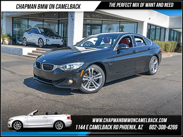 2017 BMW 4-Series 430i Gran Coupe 15066 miles Sport Line Premium Package Driver Assistance Pack