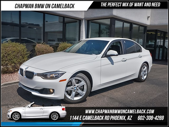 2013 BMW 3-Series Sdn 328i 41428 miles Wireless data link Bluetooth Phone hands free Satellite