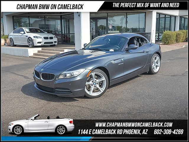 2014 BMW Z4 sDrive28i 27804 miles Sport Package Premium Sound Package Satellite communications