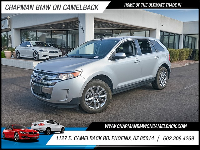 2013 Ford Edge Limited 57779 miles Real time traffic Wireless data link Bluetooth Cruise contro