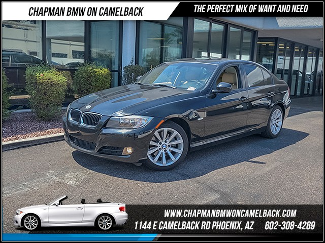 2011 BMW 3-Series Sdn 328i 51424 miles Moonroof Value Package Cruise control 2-stage unlocking