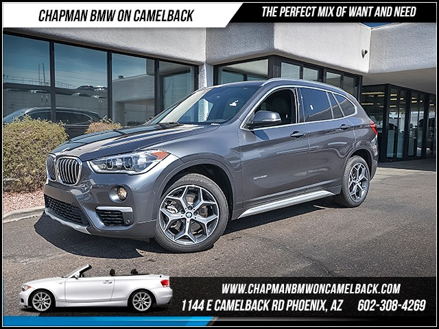 2017 BMW X1 sDrive28i 10475 miles X-Line Premium Package Technology Package Driving Assistance